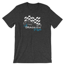 Load image into Gallery viewer, Jr. Dragster Papa T-Shirt
