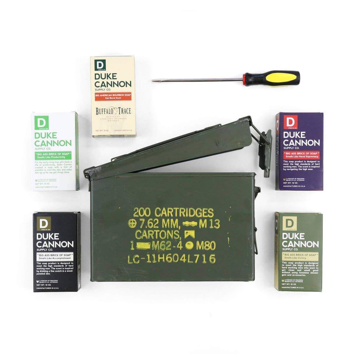 fisher-couture-com-Duke Cannon-Duke Cannon Ammo Can Gift Set