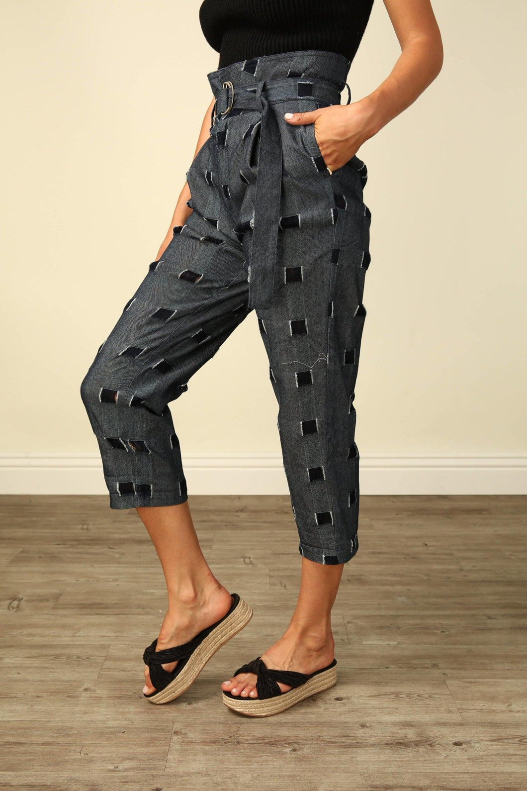 Amoy Pants by Line +Dot - Fisher Couture.com
