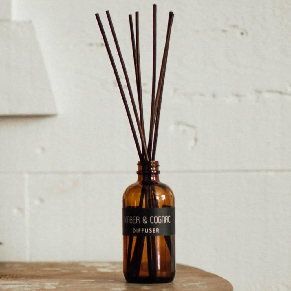 Maple and Bourbon Diffuser - Fisher Couture.com