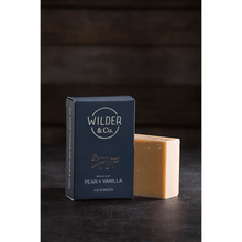 Load image into Gallery viewer, Pear + Vanilla Premium Bar Soap - Fisher Couture.com