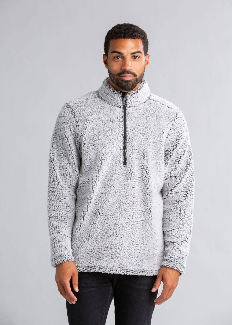 River Sherpa Pullover - Fisher Couture.com
