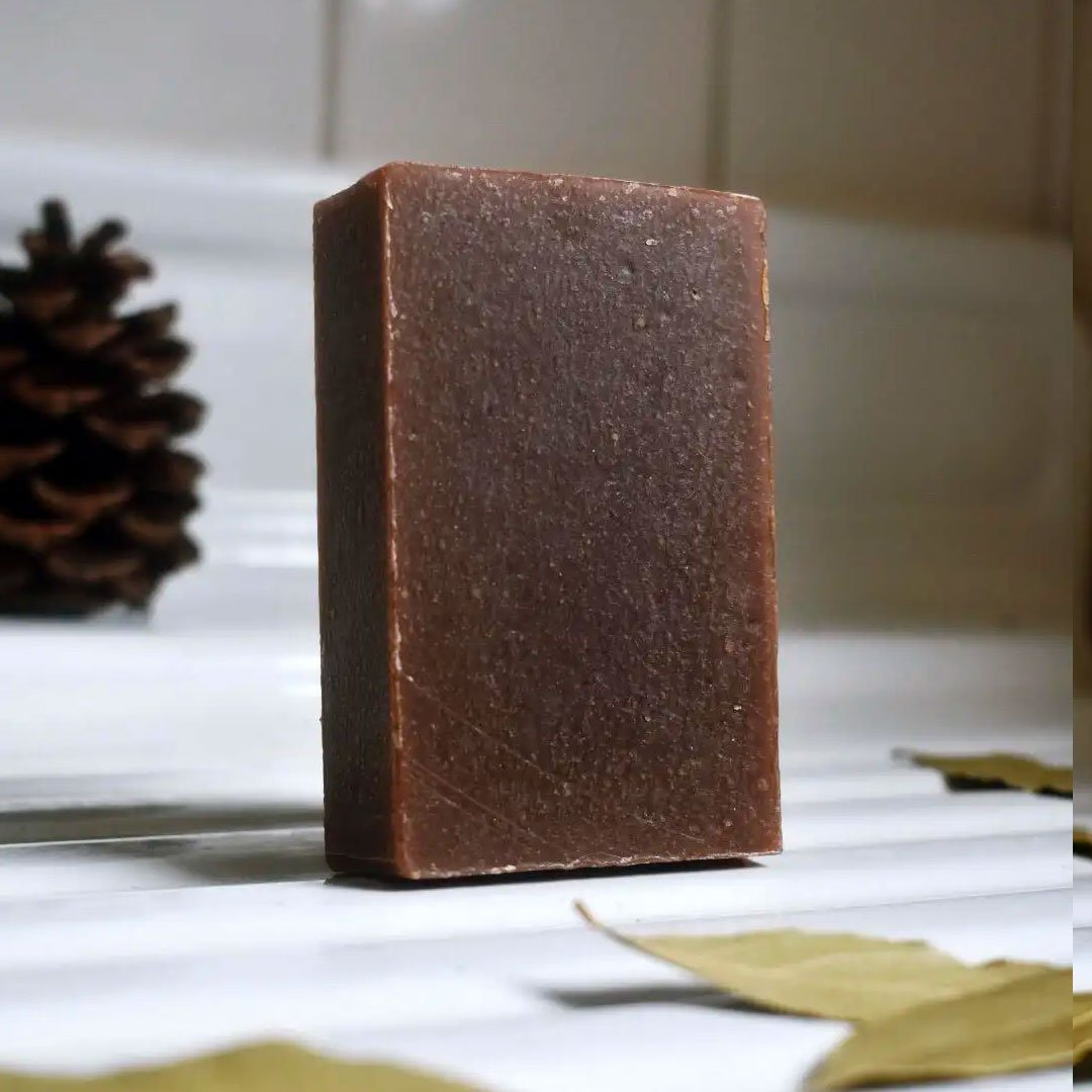 Sandalwood + Patchouli Premium Soap Bar - Fisher Couture.com
