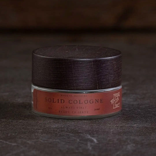 Solid Cologne Red Label - Fisher Couture.com
