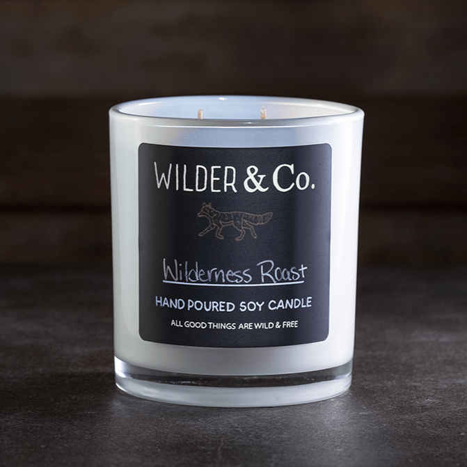 Wilderness Roast Candle - Fisher Couture.com