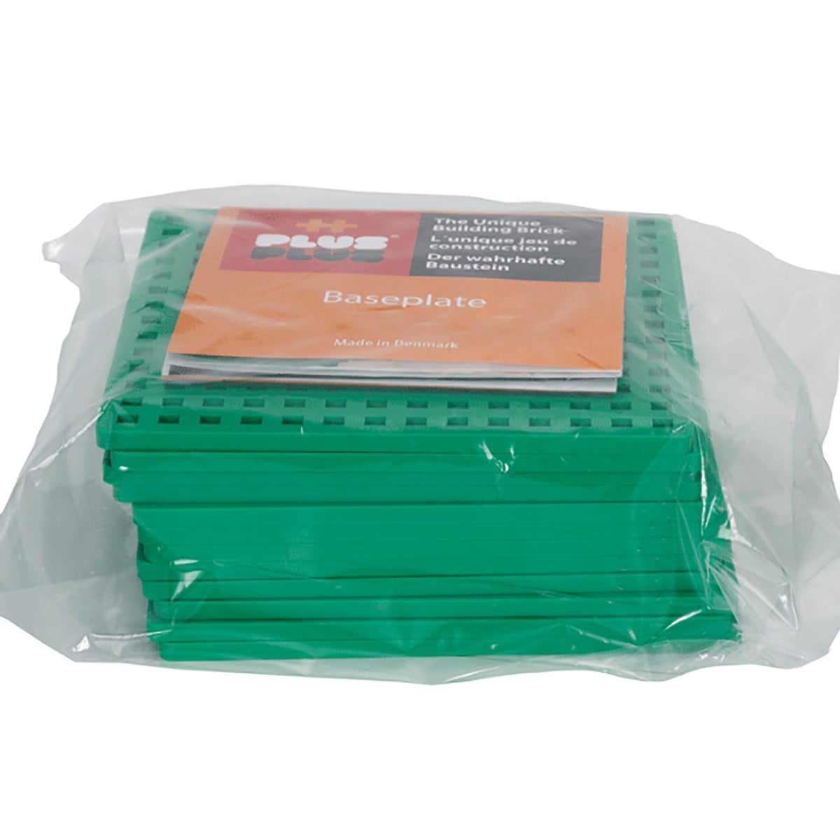 Baseplate 12-pack, Green