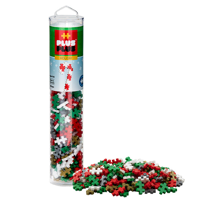 Tube - 240 pc - Holiday