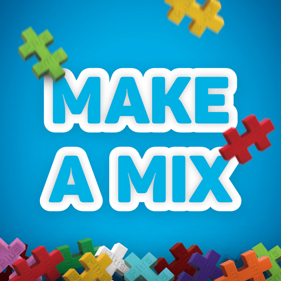 Make-a-Mix - custom color mix