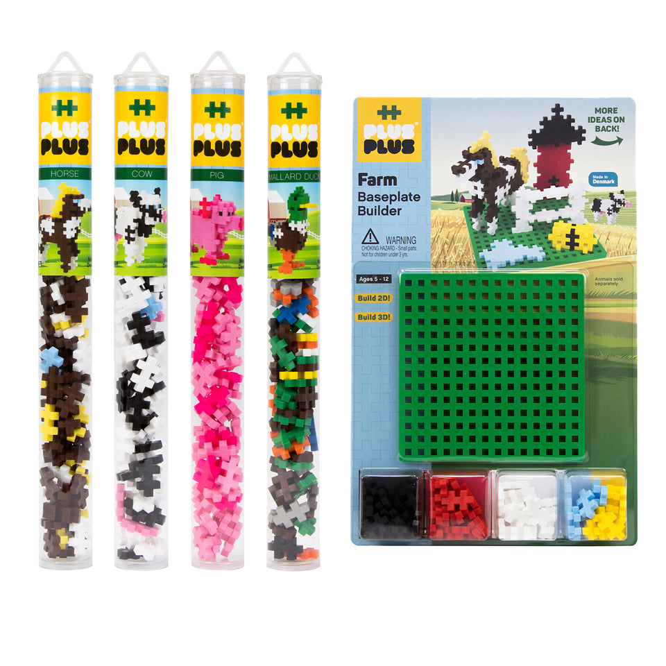 Farm Playset Bundle