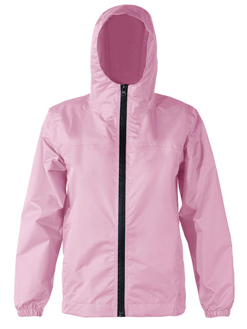 Lightweight Kids Rain Jacket