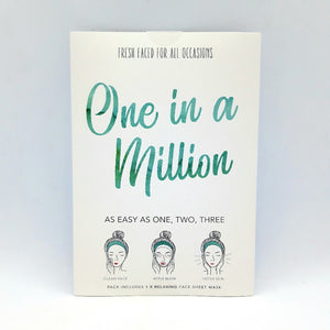 "Sheet Mask ""One in a Million"""