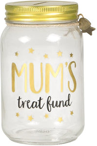 "Sparbüchse ""Mum's Treat Fund"""