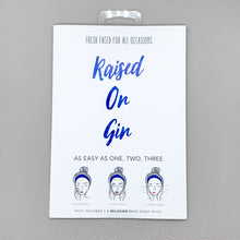 "Laden Sie das Bild in den Galerie-Viewer, Sheet Mask ""Raised on Gin"""