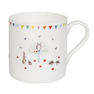 "Tasse ""Woodland  Party"""