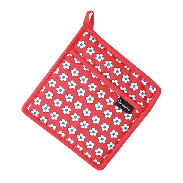cotton-bud-red-pot-holder