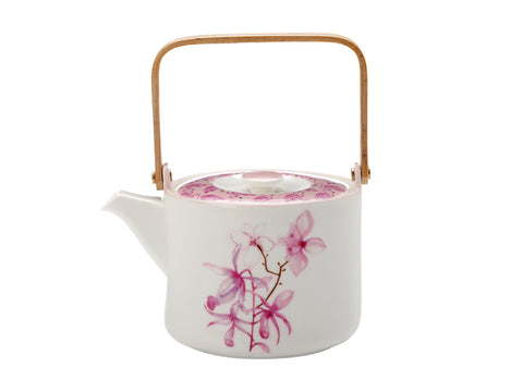 Pink Jungle Teapot 700ML