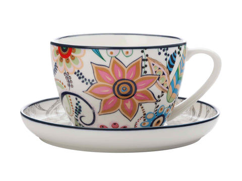 Eden Teacup & Saucer 330ML