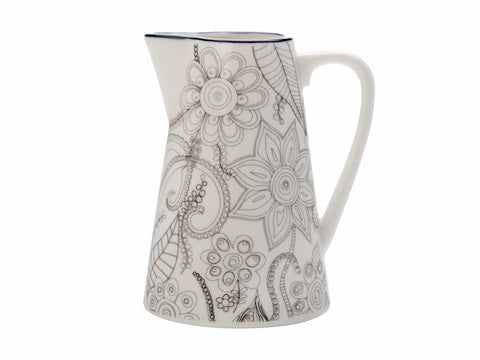 Eden Jug 260ML Charcoal