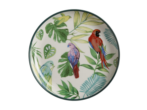 Tropical Nights Side Plate 18.5cm