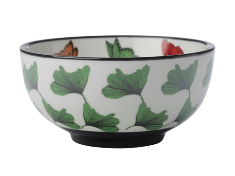 The Sanctuary Rice Bowl 12.5cm Green