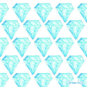 Diamond-Blue-Mini-Card