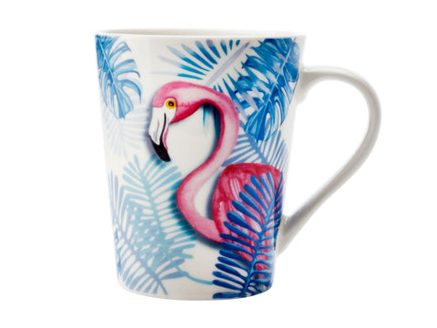 Green-House-Mug-Flamingos
