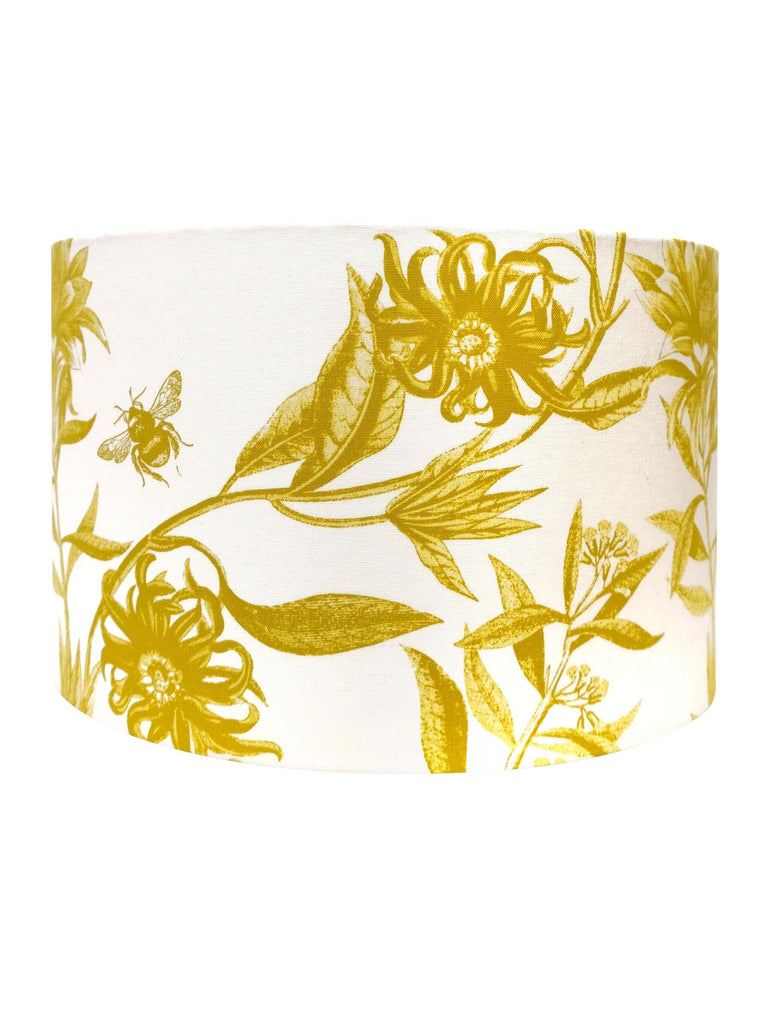 Drum Shade Natural Blooms - Shop Charlies Interiors