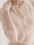 Classic Cardigan 100% Cashmere - Shop Charlies Interiors