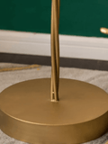 Retro Gold Table Lamp Palm Large - Shop Charlies Interiors