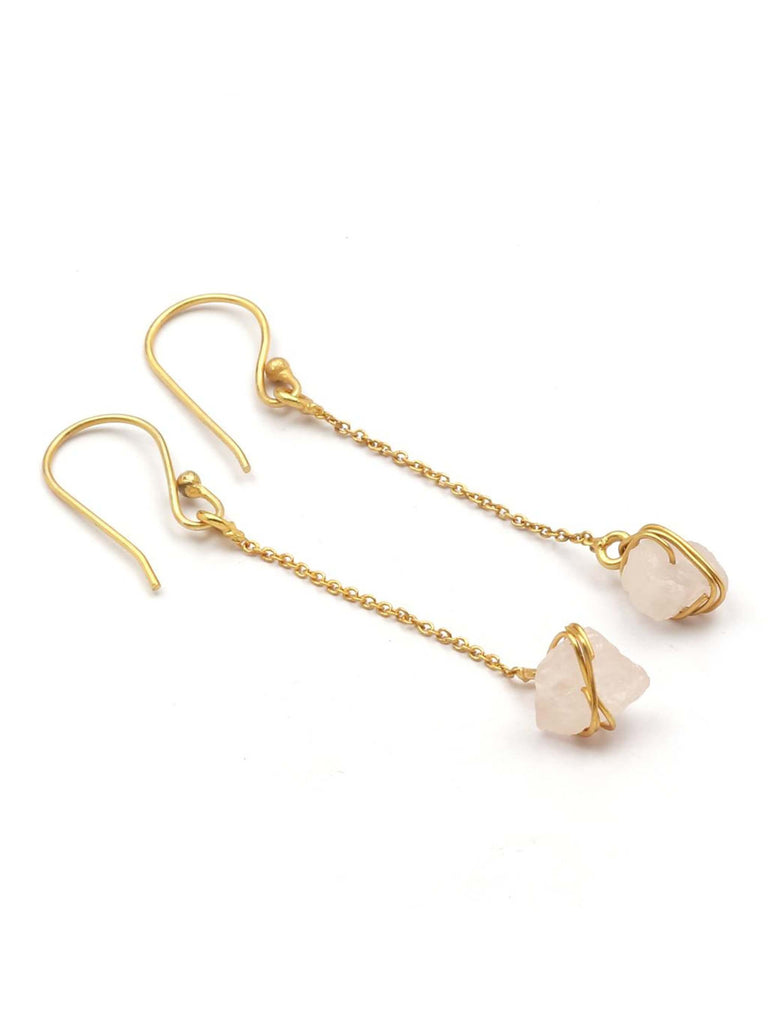 Ek Chain Earrings - Shop Charlies Interiors
