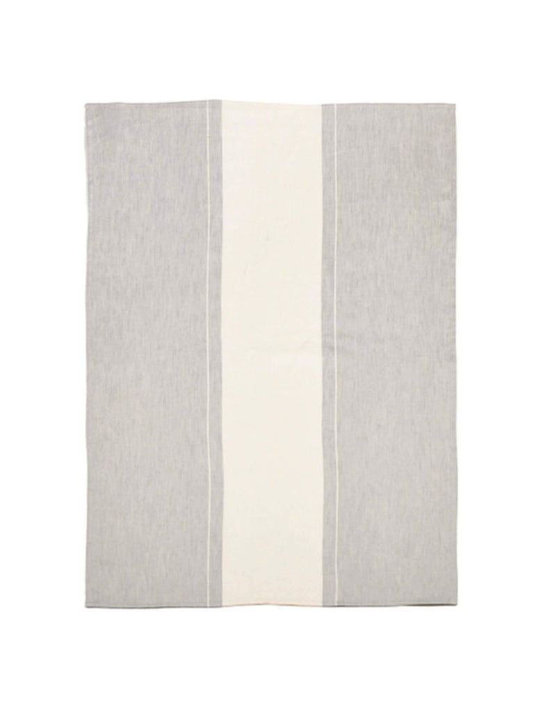Atelier Stripe Linen Hand Towel - Shop Charlies Interiors
