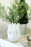 Pineapple Vase - Shop Charlies Interiors