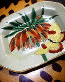 Porcelain Plate Mariposa by C.A.M. - Shop Charlies Interiors