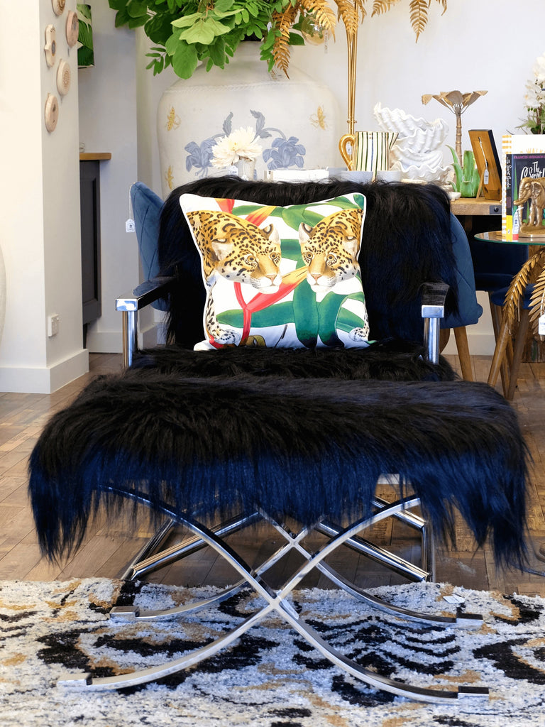 Molly Chair Black - Shop Charlies Interiors