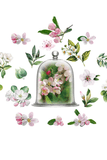 Porcelain Diffuser Apple Blossom by Chando