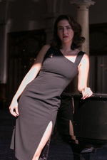 Classic black dress - Glamorous clothing