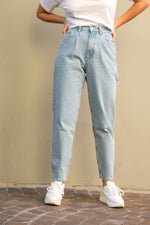 Pantalon jeans raccourci - NAKD vetements