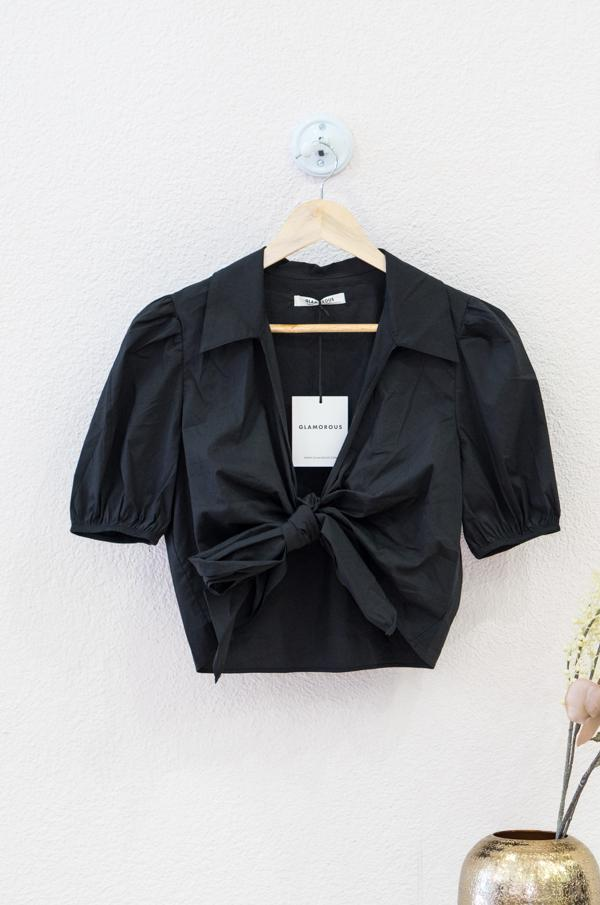 Ladies Top - Black