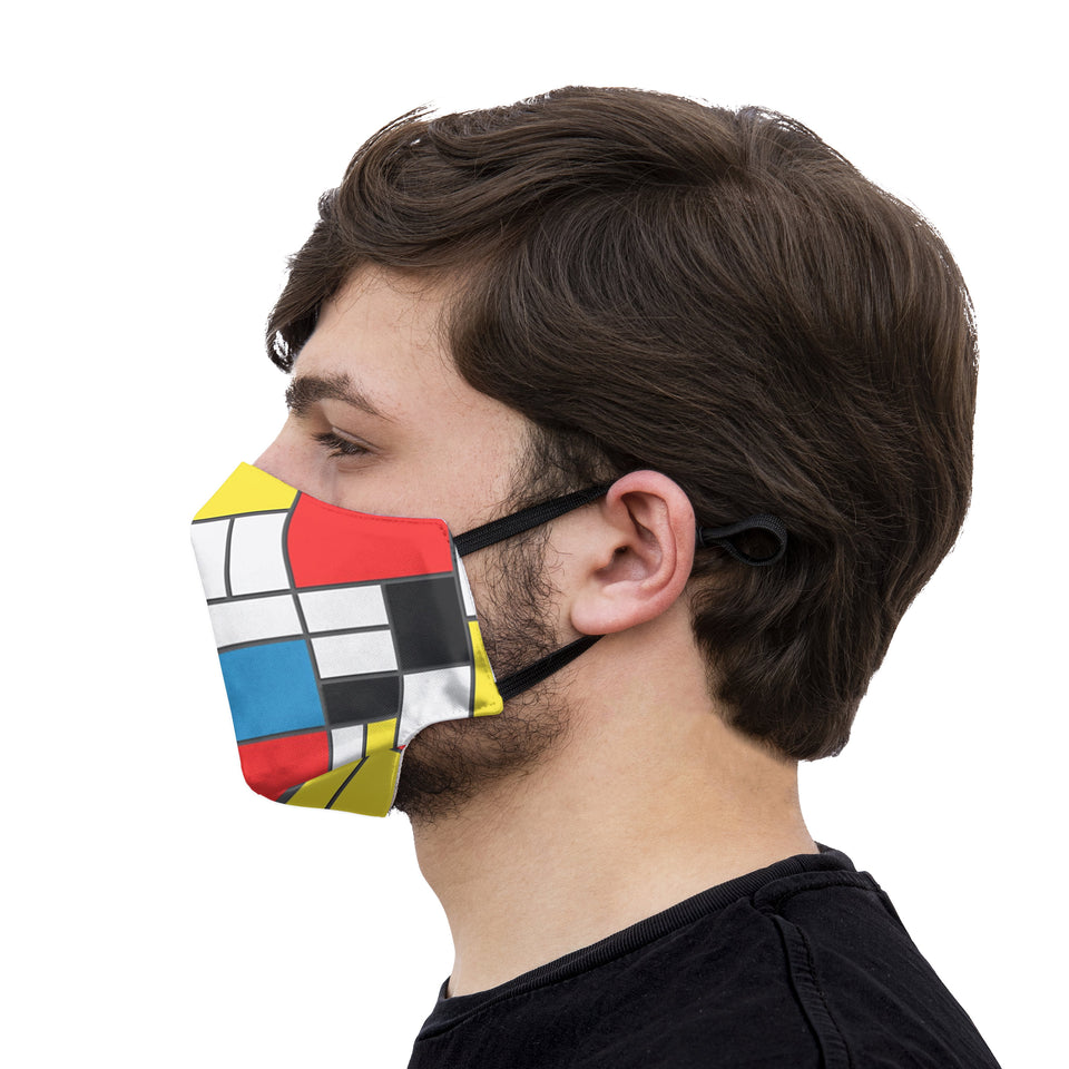 mouth mask pop up
