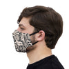 mouth mask ca mouth flage
