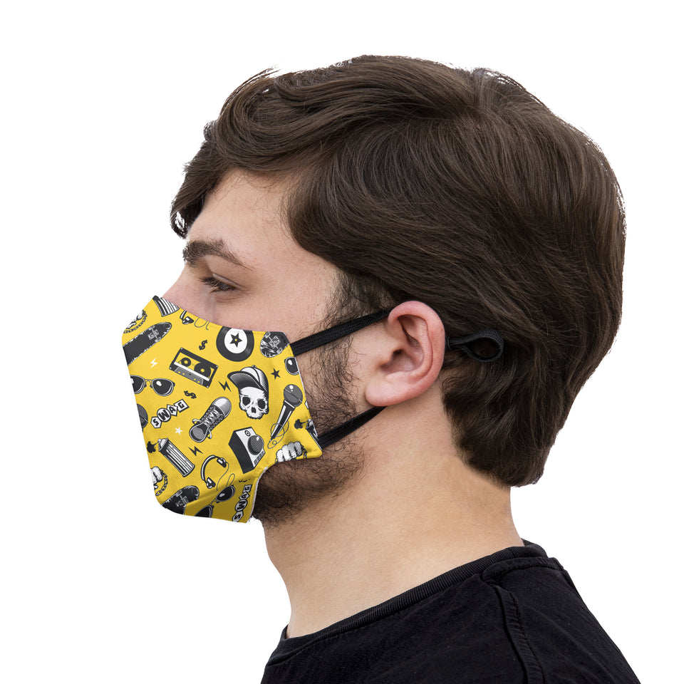 90's Mouth Mask