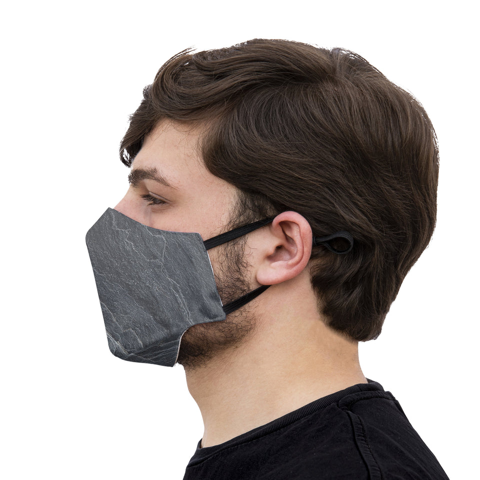 mouth mask dark marmol