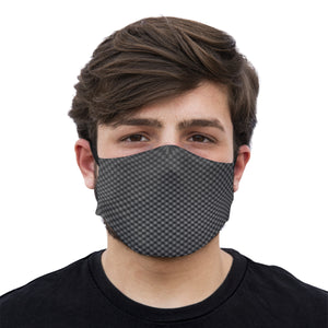 mouth mask dark plot