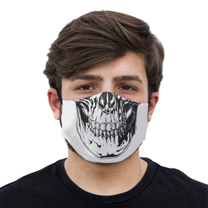 mouth mask skull