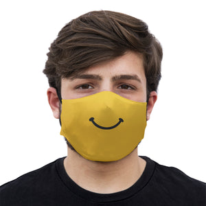 mouth mask smile