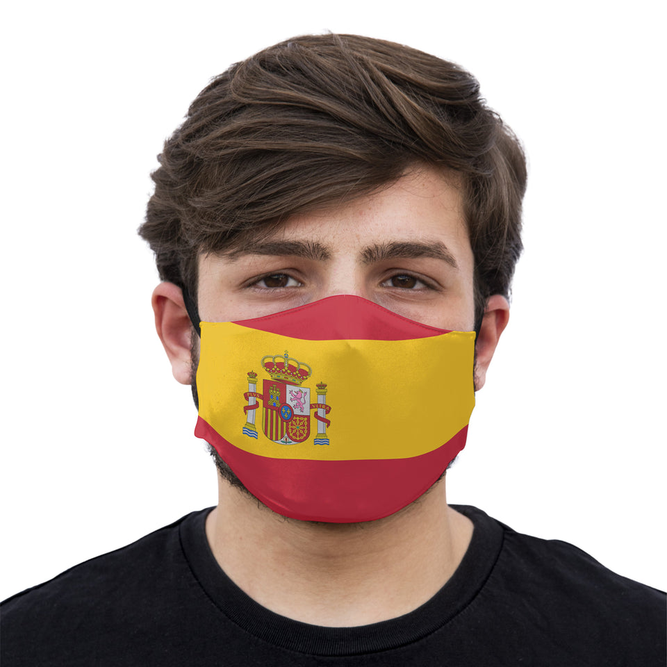 mouth mask spain