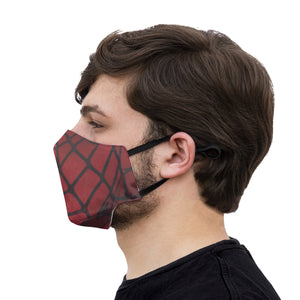 spiderman mouth mask