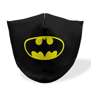 batman mouth mask