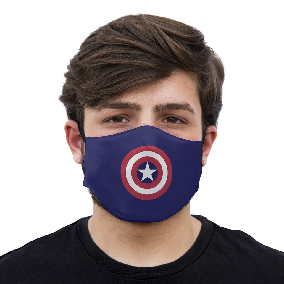 cap mouth mask