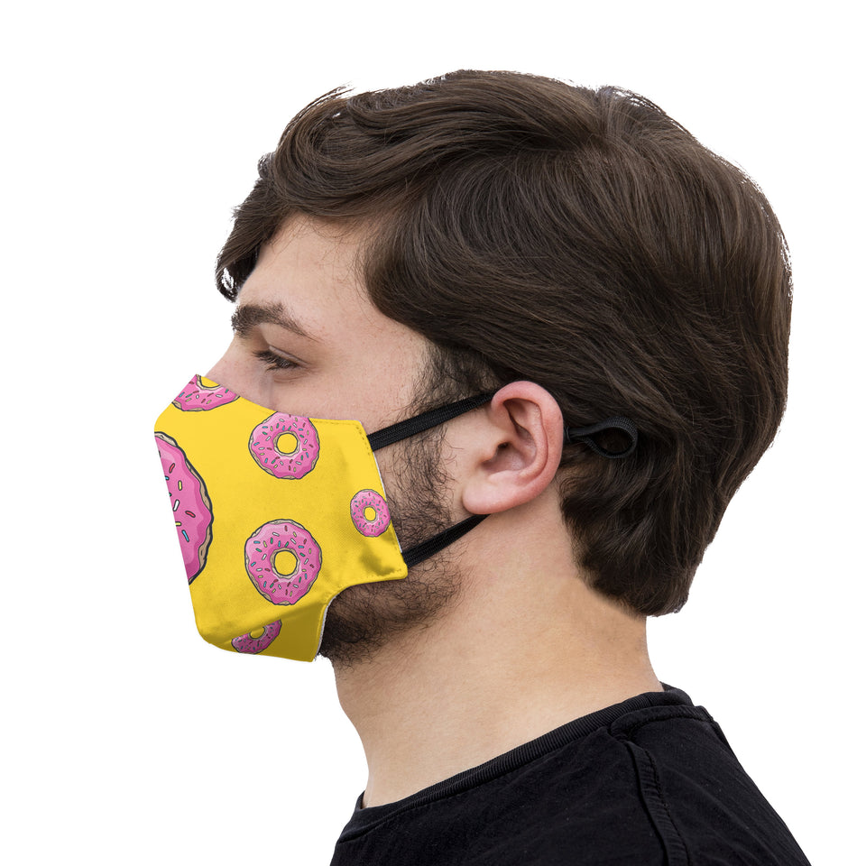 donuts mouth mask